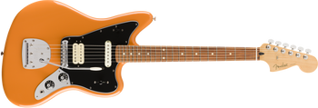 Fender Player Jaguar Pau Ferro Fingerboard Capri Orange