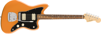 Fender Player Jazzmaster Pau Ferro Fingerboard Capri Orange