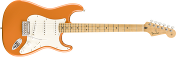 Fender Player Stratocaster Maple Fingerboard Capri Orange