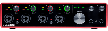 Focusrite Scarlett 18i8 3rd Gen 18-in/8-out USB Audio Interface