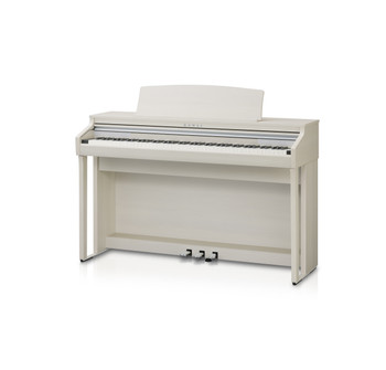 Kawai US6X 1961915 Polished white Second Hand - Keyboard