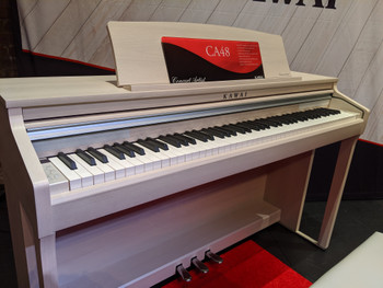 Kawai CA48 White Maple Australian Launch