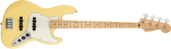 Fender Player Jazz Bass MN Buttercream