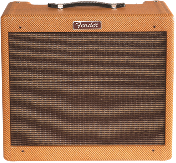 Fender Blues Junior LTD C12N 240V AUS Serial No XNb730455 Model No 0213235700 B Stock