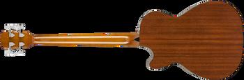 Fender CB-60SCE Bass, Laurel Fingerboard, Natural