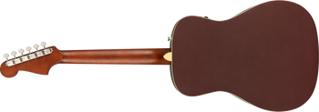 Fender California Series Malibu Player, Walnut Fingerboard, Burgundy Satin