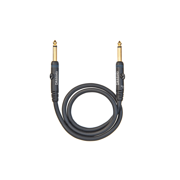 D'Addario Planet Waves Custom Series Patch Cable 1ft