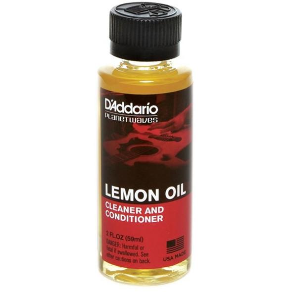 D'Addario Planet Waves Lemon Oil Cleaner