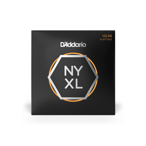 D'Addario Electric Strings NYXL 10-46 3 Pack