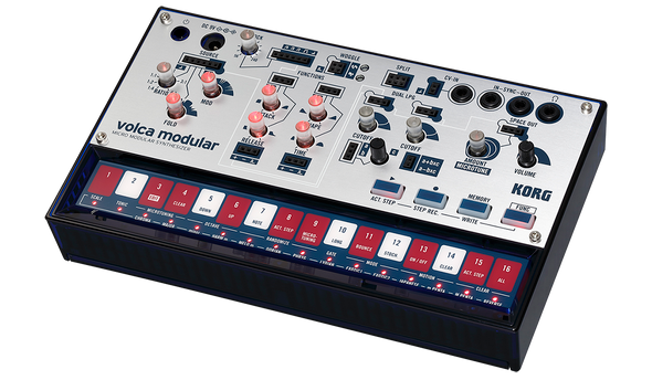 Korg Volca Modular Semi-Modular Synth