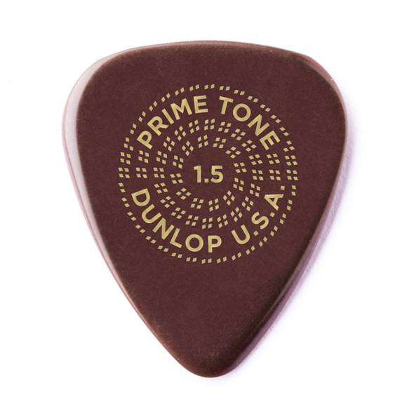 Dunlop 1.5MM Primetone Standard Smooth Picks 3-Pack