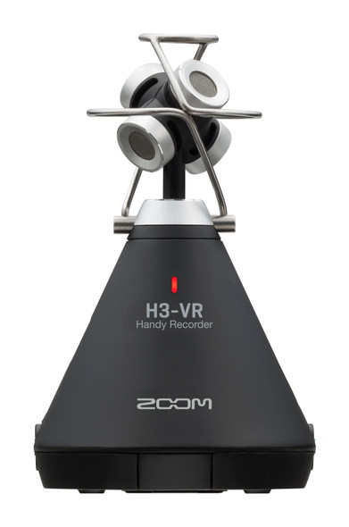 Zoom H3-VR 360 Degree Audio Recorder
