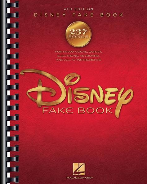 Disney Fake Book 4th Edition