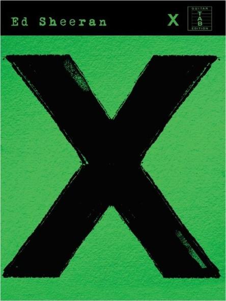 Ed Sheeran - X TAB Edition