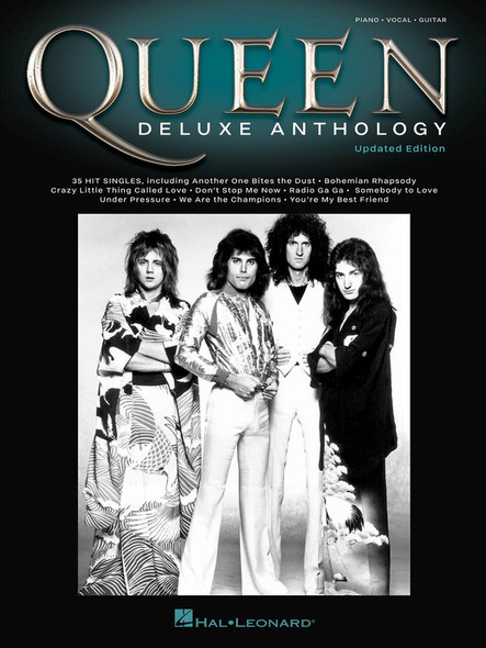 Queen Deluxe Anthology PVG