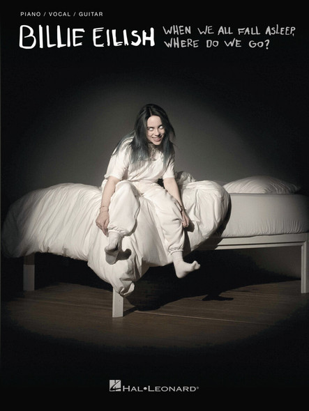 Billie Eilish - When We All Fall Asleep, Where Do We Go? PVG
