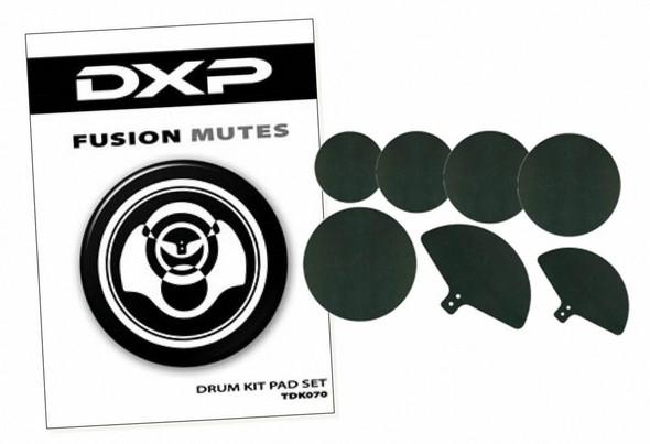 DXP Fusion Drum Mutes