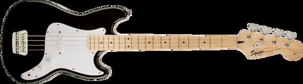 Squier Bronco™ Bass, Maple Fingerboard, Maple Fingerboard, Black