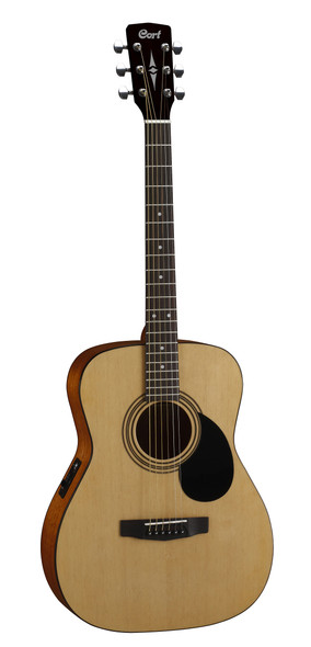 Cort AF510E OP Folk Guitar With Pickup Open Pore