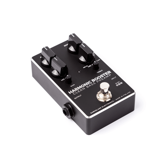 Darkglass Electronics Harmonic Booster Clean Preamp