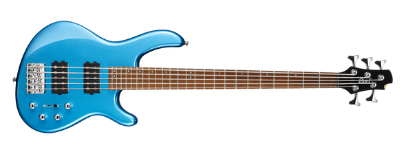 Cort Action HH5 TLB 5 String Bass Tasman Light Blue