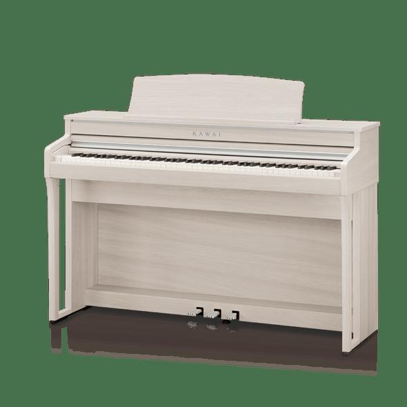 Kawai CA49 Digital Piano White Maple