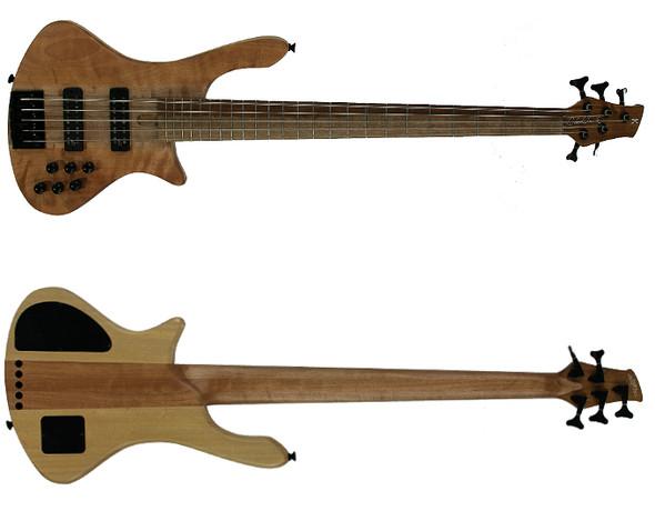 Cole Clark Long Lady 5 String Bass Guitar