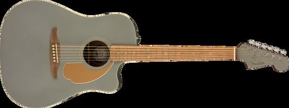 Fender Redondo Player, Walnut Fingerboard, Slate Satin