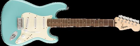 Squier Bullet® Stratocaster®, Laurel Fingerboard, Tropical Turquoise