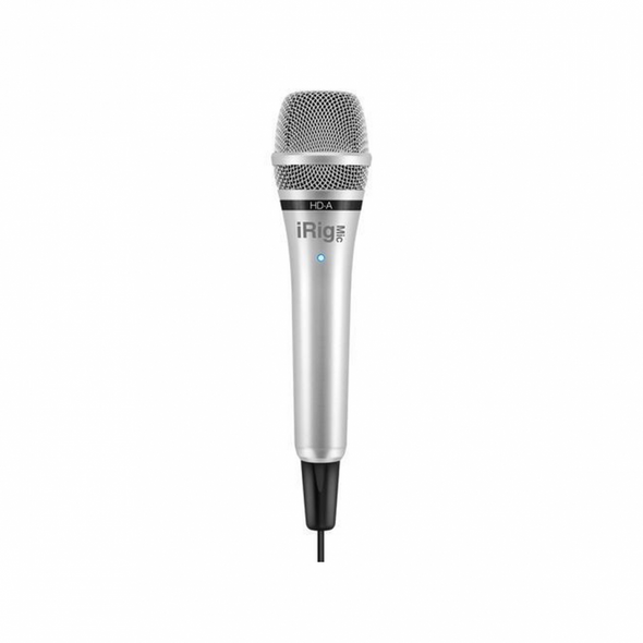 iRig Mic HD-A Handheld USB Microphone for Android/PC