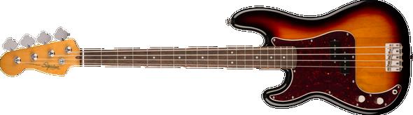 Squier Classic Vibe '60s Precision Bass® Left-Handed, Laurel Fingerboard, 3-Color Sunburst
