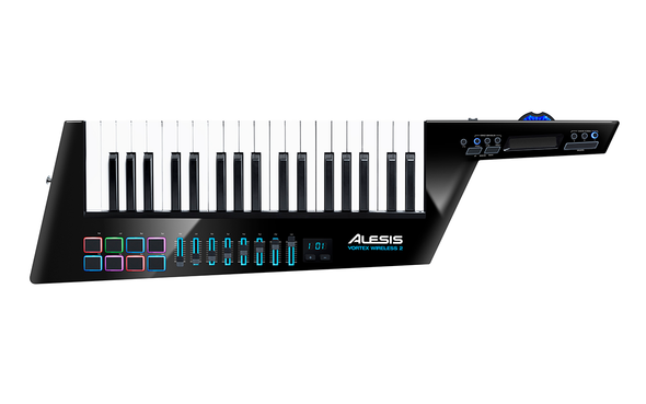 Alesis Vortex Wireless 2 USB MIDI Wireless Keytar Controller