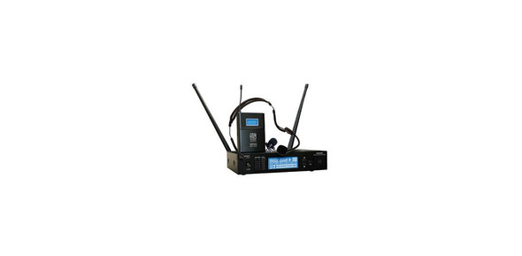 Smart Acoustic SWM250BP Wireless Headset and Lapel Mic Body Pack System