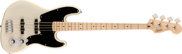 Squier Paranormal Jazz Bass® '54, Maple Fingerboard, White Blonde