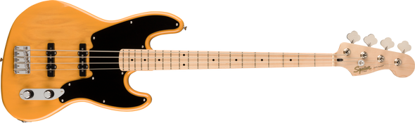 Squier Paranormal Jazz Bass® '54, Maple Fingerboard, Butterscotch Blonde