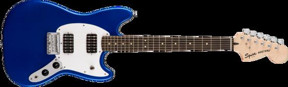 Squier Bullet® Mustang® HH, Laurel Fingerboard, Imperial Blue
