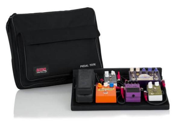 Gator GPT-Black Pedal Board with Bag