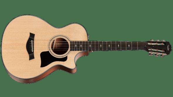 Taylor 312ce 12-Fret Acoustic Guitar