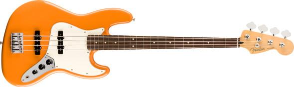 Fender Player Jazz Bass, Pau Ferro Fingerboard Capri Orange