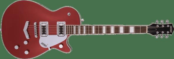 Gretsch G5220 Electromatic® Jet™ BT Single-Cut with V-Stoptail, Laurel Fingerboard - Firestick Red