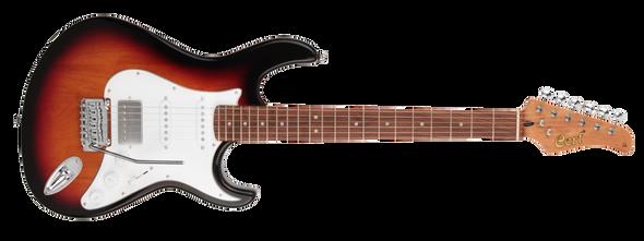 Cort G260CS Electric Guitar 3TS 3-Tone Sunburst