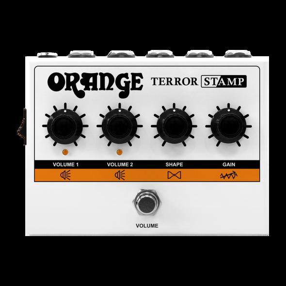 Orange Terror Stamp Guitar Amplifier Pedal