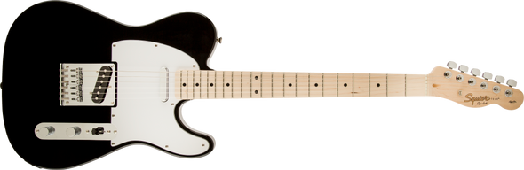 Squier Affinity Series™ Telecaster®, Maple Fingerboard, Black