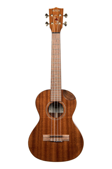 Kala Solid Mahogany Scallop Tenor Ukulele With Case