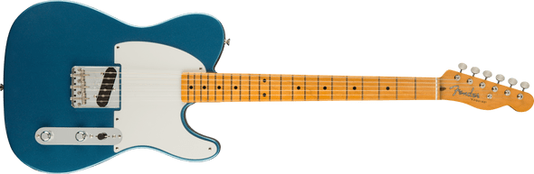 Fender 70th Anniversary Esquire®, Maple Fingerboard, Lake Placid Blue