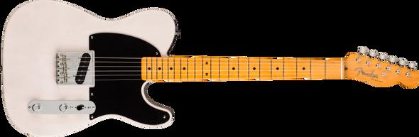Fender 70th Anniversary Esquire®, Maple Fingerboard, White Blonde