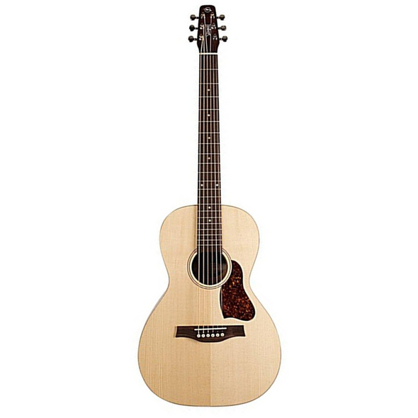 Seagull Entourage Grand Natural Acoustic Electric Guitar - Almond