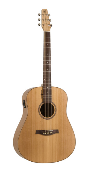 Seagull Natural Elements Dreadnought Acoustic Electric Guitar - Semi Gloss