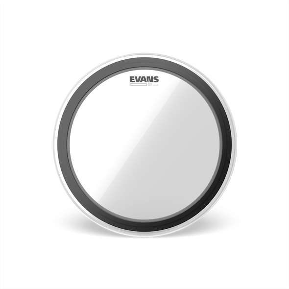 """Evans 18"""" EMAD Heavyweight Bass Batter Drumhead"""
