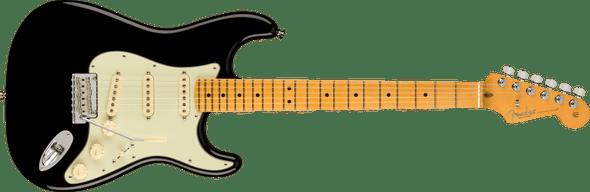 Fender American Professional II Stratocaster®, Maple Fingerboard, Black